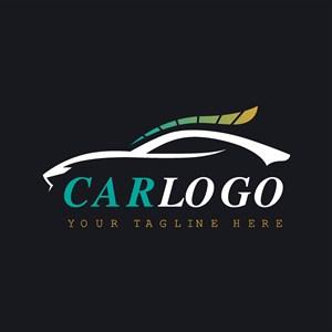 车头部汽车品牌logo素材