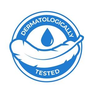 水滴羽毛图标美容医疗矢量logo设计素材