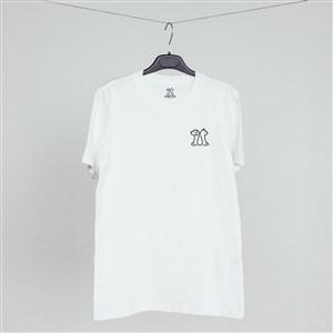 宠物店文化衫T恤贴图样机