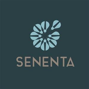 花标志图标美容医疗矢量logo设计素材