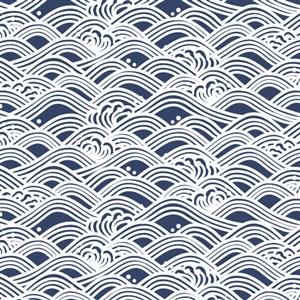 古典花纹底纹中式水波纹矢量素材