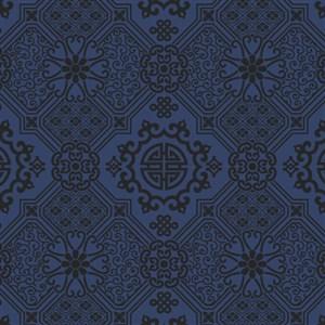 吉祥花纹古典花纹中式传统印花图案矢量素材