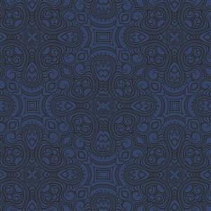 繁复精美的中式古典花纹底纹背景图案矢量素材