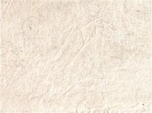 白色杏色纹理横板中式斑驳纸纹背景图片