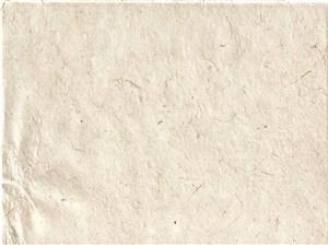 白色不规则纸张横板中式斑驳纸纹背景图片