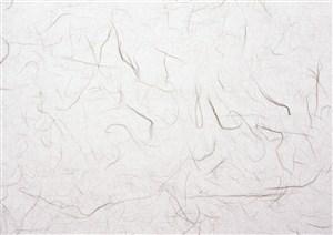 白色粗糙质感纸张背景横板中式斑驳纸纹背景图片