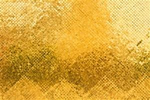 方格子背景纹理金箔烫金纸背景图片