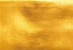 鲜艳金属金箔烫金纸背景图片