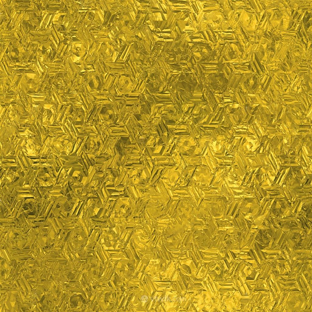 方形有纹理规则的金箔烫金纸背景图片