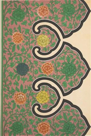 花纹边纹中式传统纹样集锦中国风图片
