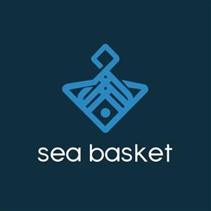 蓝色公司logo矢量素材