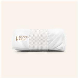 酒店宾馆VI毛巾样机