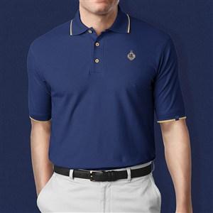 男士服装品牌VI文化衫T恤样机