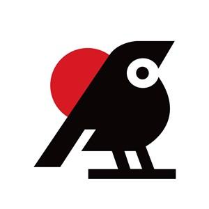 鸟标志图标矢量公司logo素材