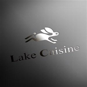 餐厅logo样机
