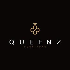 皇冠花朵标志图标矢量logo素材